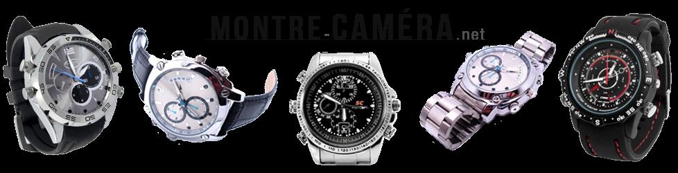Le meilleur guide d'achat pour choisir au mieux votre montre caméra